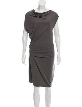 Helmut Lang Wool Sleeveless Dress by Helmut Lang