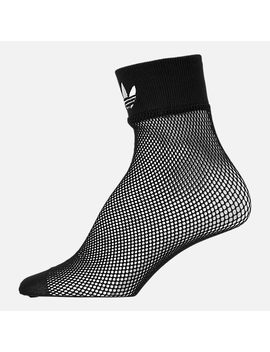 Women's Adidas Originals Fishnet Ankle Socks by Adidas