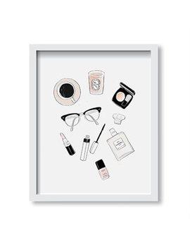 "Everyday Favourites Art Print   8"" X 10"" by Alison Gordon Studio"