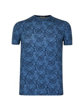 Multi Orb T Shirt by Vivienne Westwood Anglomania