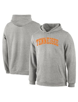 Tennessee Volunteers Basic Arch Pullover Hoodie   Gray by Fanatics