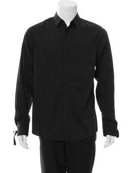 Helmut Lang Woven Button Up Shirt by Helmut Lang