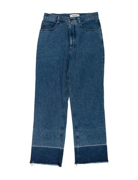 High Rise Wide Leg Jeans by Rachel Comey