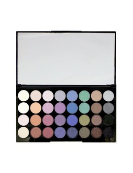Revolution Ultra 32 Shade Eyeshadow Palette Mermaids Forever 16g by Makeup Revolution