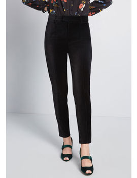 The Richmond Velvet Pant by Modcloth