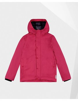 "<Span Itemprop=""Name"">Original Kids Lightweight Rubberized Jacket</Span>:                     <Span>Bright Pink</Span> by Hunter"