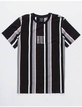 Huf Marka Vertical Mens T Shirt by Huf