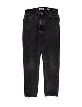 Mid Rise Straight Jeans by Re/Done