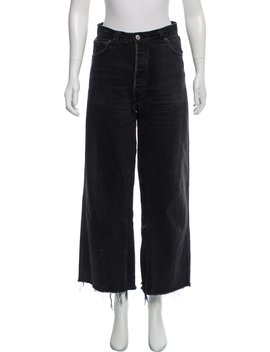High Rise Wide Leg Jeans by Re/Done