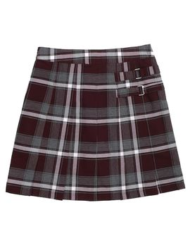 Girls 4 20 & Plus Size French Toast School Uniform Pleated Plaid Skort by Kohl's