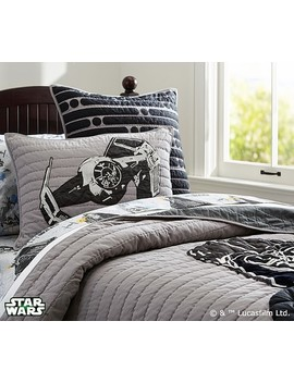 Star Wars™ Quilt by Pottery Barn Kids