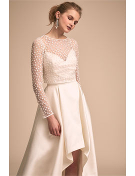 Amal Topper by Bhldn