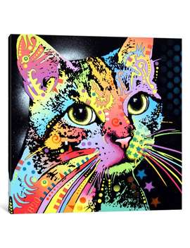 I Canvas Catillac New By Dean Russo Canvas Print by I Canvas