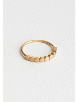 Circle Stud Ring by & Other Stories