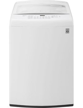 4.5 Cu. Ft. 8 Cycle High Efficiency Top Loading Washer   White by Lg