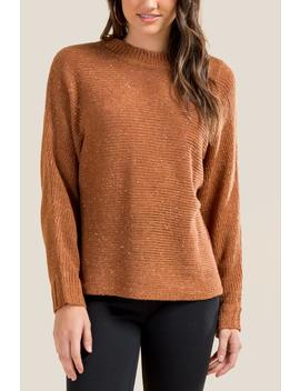 Helen Dolman Sleeve Sweater by Francesca's