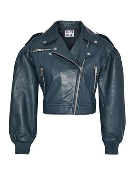 Kai Leather Biker Jacket by W118 By Walter Baker
