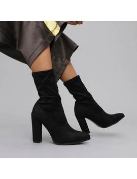 Kio Sock Boots by Koi Footwear
