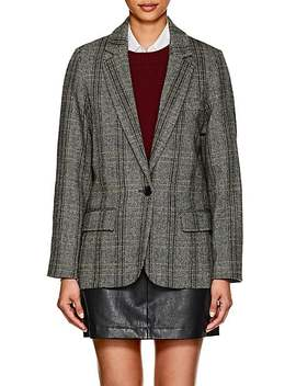 Charly Herringbone Wool Blazer by Isabel Marant Étoile