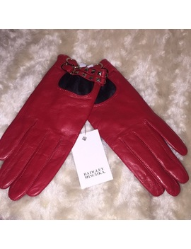 A Gorgeous Pair Of Gloves!!!   Nwt by Badgley Mischka