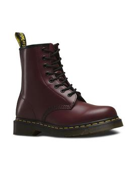 1460 Z Dmc 8 Eye Boot Cherry Smooth by Dr Martens