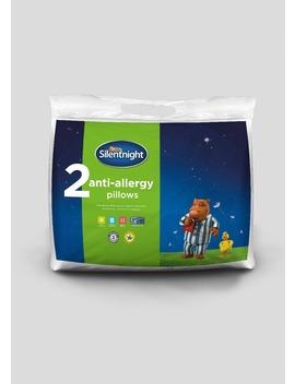 Silentnight Anti Allergy Pillow Pair by Matalan