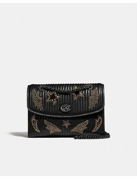 Parker With Quilting And Crystal Embellishment by Coach