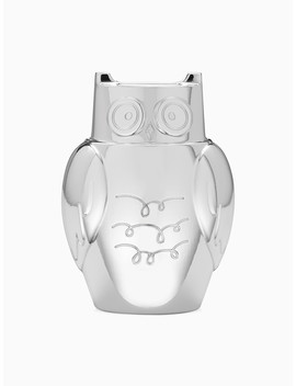 Small World Owl Bank by Kate Spade