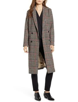 Plaid Duster Jacket by Cupcakes And Cashmere