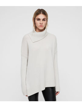 Witby Roll Neck Jumper by Allsaints
