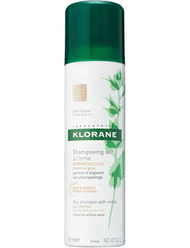 Dry Shampoo With Nettle Natural Tint by Klorane