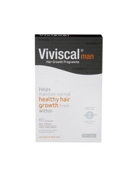 Viviscal Man Hair Growth Programme 60 Tablets by Viviscal Man Hair Growth Programme 60 Tablets