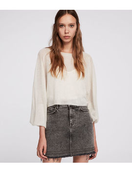 Mali Crew Neck Jumper by Allsaints