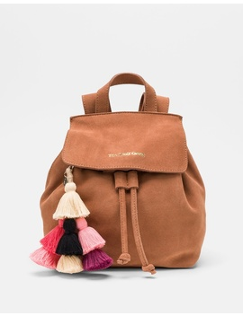 The Mini Mochila Backpack by The Wolf Gang