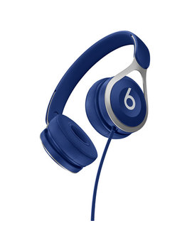 Beats By Dr. Dre Ep On  Ear Sound Isolating Headphones With Mic   Blue by Beats By Dr. Dre