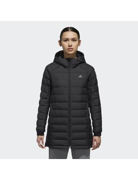 Climawarm Hooded Jacket by Adidas
