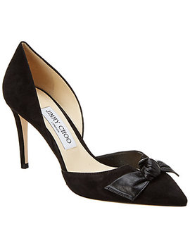 Jimmy Choo Twinkle 65 Suede Pump by Jimmy Choo