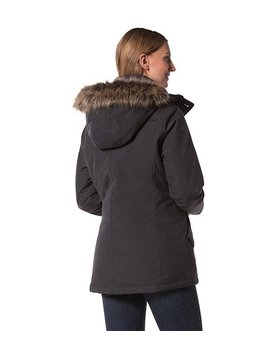 Mid Length Water Resistant Down Coat by Far West