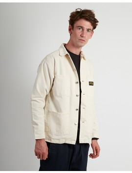 Shop Jacket Beige by Stan Ray