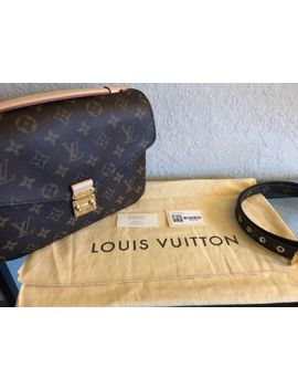 Excellent Cond<Wbr>Ition Authenti<Wbr>C Louis Vuitto<Wbr>N Pochette Met<Wbr>Is Monogram by Ebay Seller