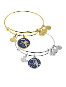 Jiminy Cricket ''when You Wish Upon A Star . . .'' Bangle By Alex And Ani by Disney