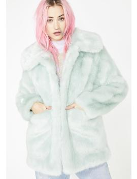 Minty Tammy Coat by Jakke