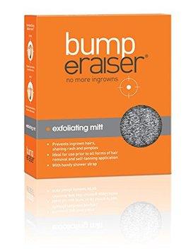 Bump E Raiser Exfoliating Shower Mitt Ingrown Hair Treatment by Sunzze
