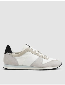 Marathon Trainer Sneaker In White by Novesta