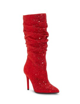 Lailee Hotfix Embellishment Boots by Jessica Simpson