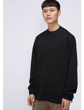 Crew Neck Sweatshirt by Dries Van Noten