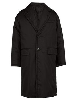 Padded Double Coat by Prada