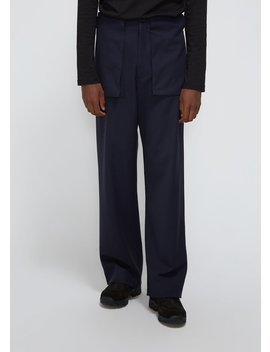 Large Pocket Trousers by J.W. Anderson