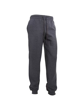 Gildan Men's Heavy Blend Sweat Pant/Jogging Bottoms With Cuffs by