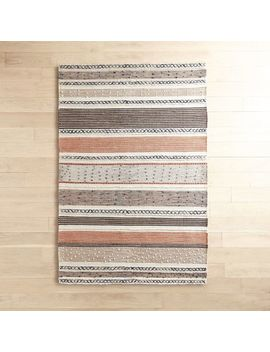 Kenley Clay Striped 6x9 Rug by Pier1 Imports